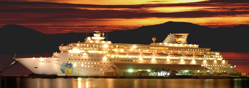 cruise ship Morocco