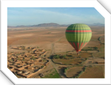 Hot Air Ballooning Marrakech