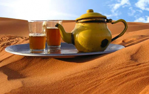 Tea in the Sahara